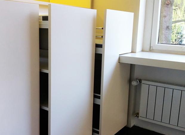 weisse schrankwand domius m belkonzepte. Black Bedroom Furniture Sets. Home Design Ideas