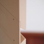 Maßgefertigte Ankleide in Dachschräge