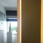 Hängendes Sideboard LED Licht