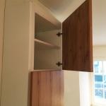 Kühlschrank Verkleidung Holz Weiß