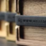 Holz Portemonnaiel